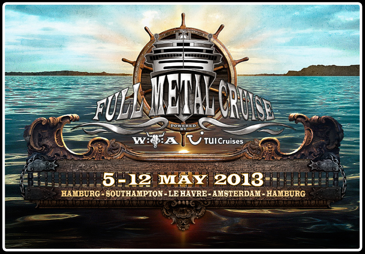 Full Metal Cruise 2013